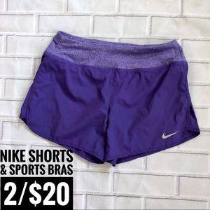 {Nike} Running Shorts